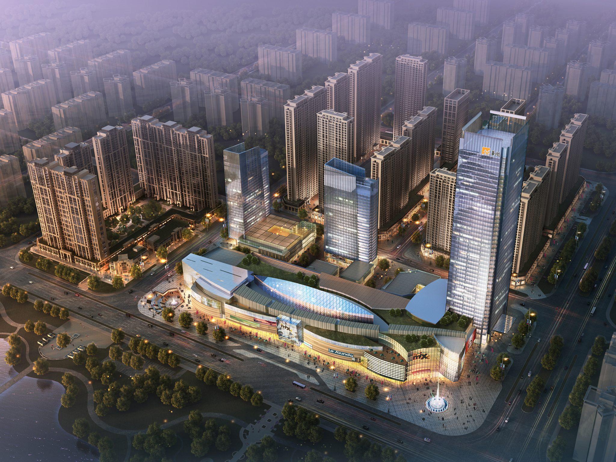 China Resources Ganzhou Mixed-Use Development
