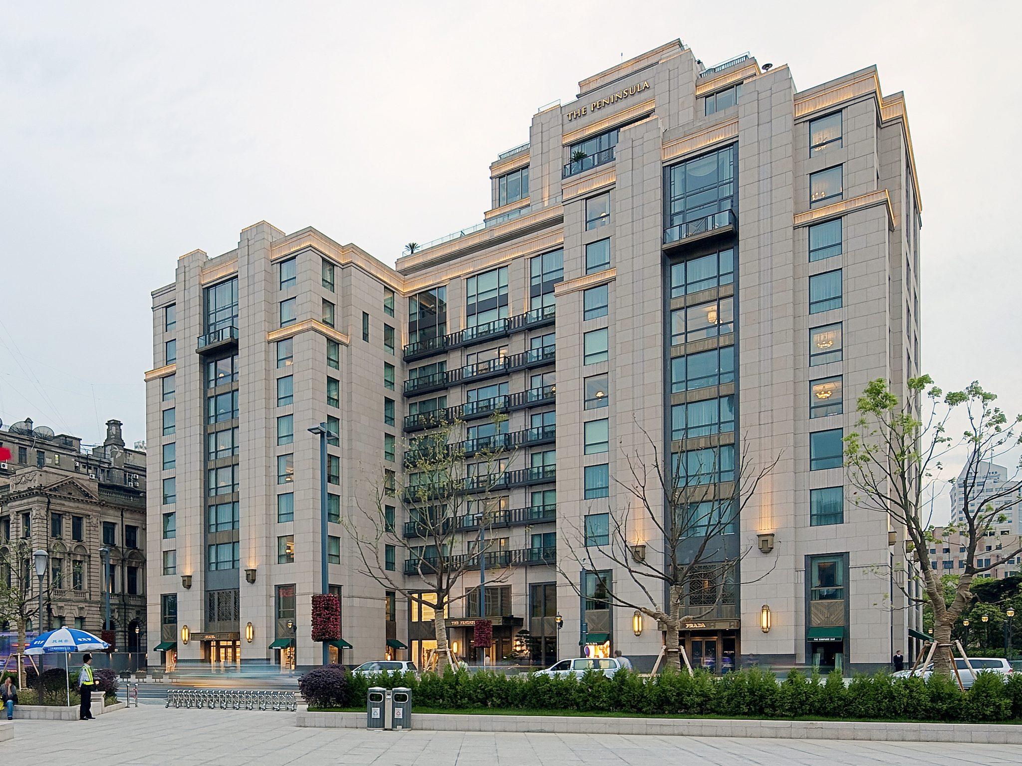 The Peninsula Shanghai