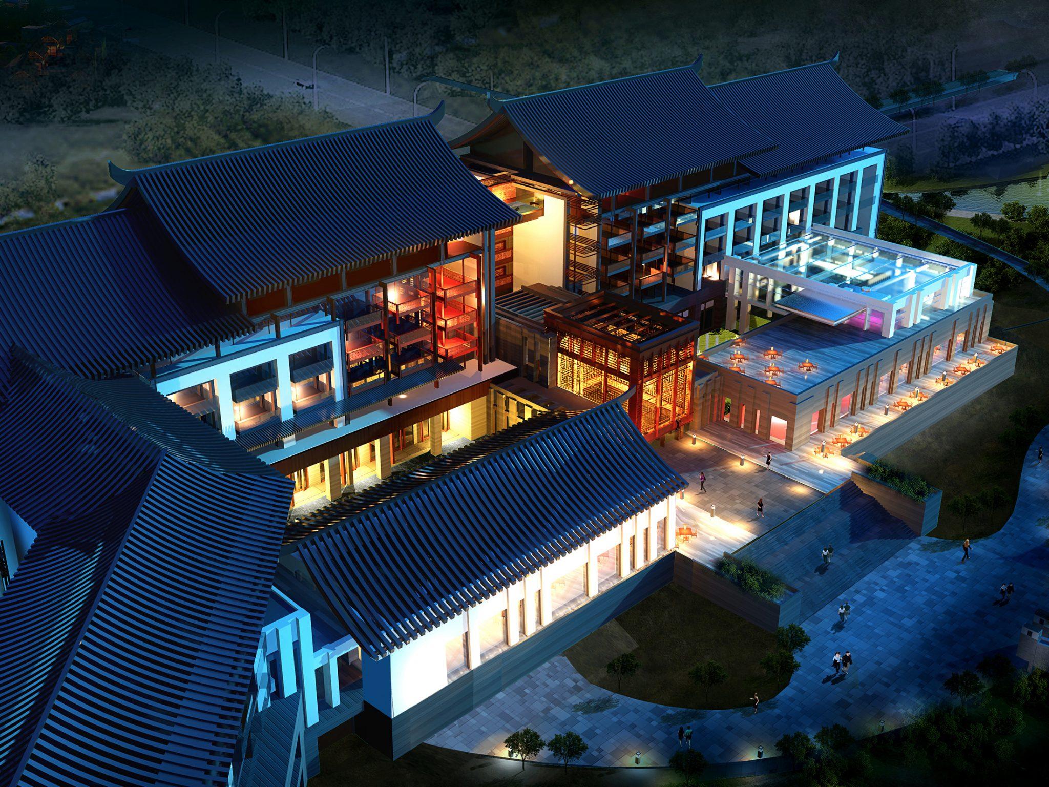 Lijiang St. Regis Resort