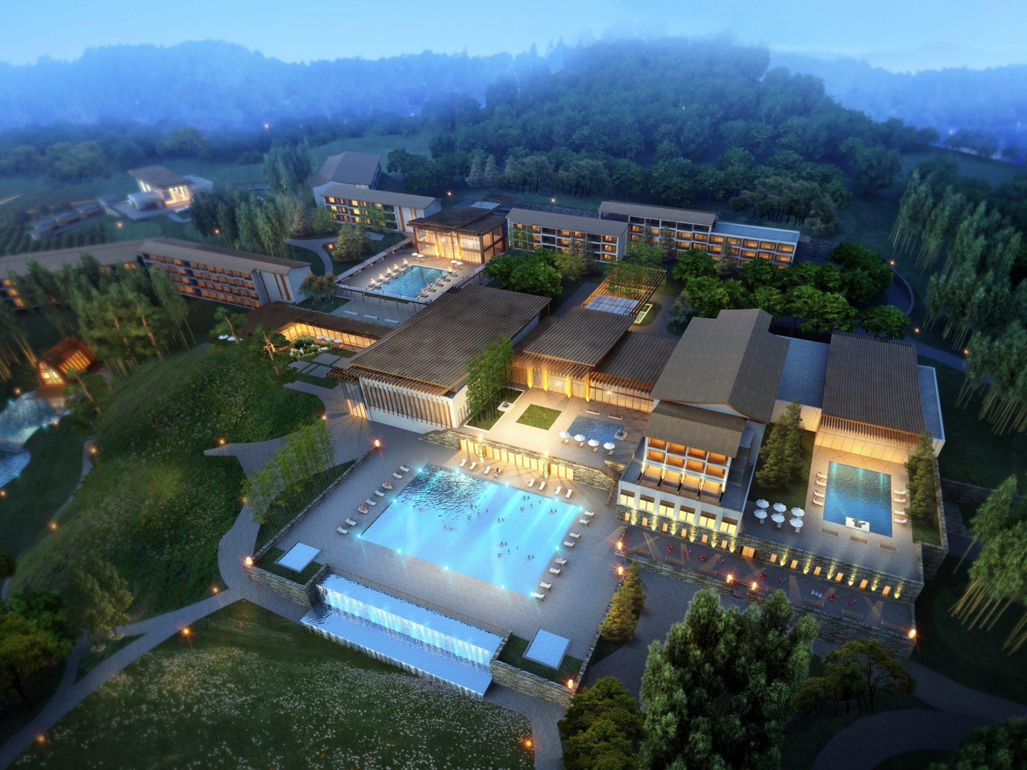 Club Med Resort Anji