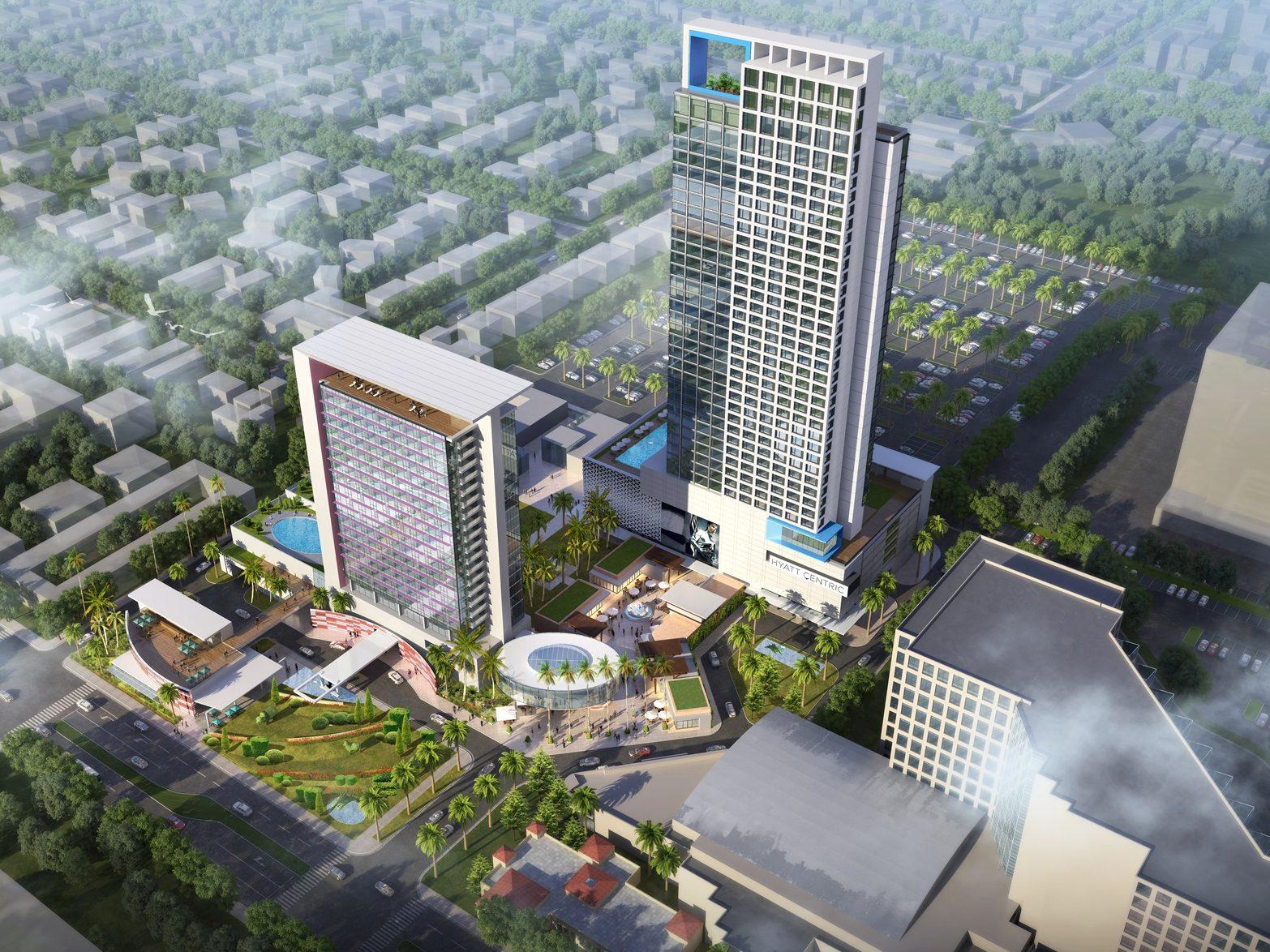 Hyatt Hotel Expansion