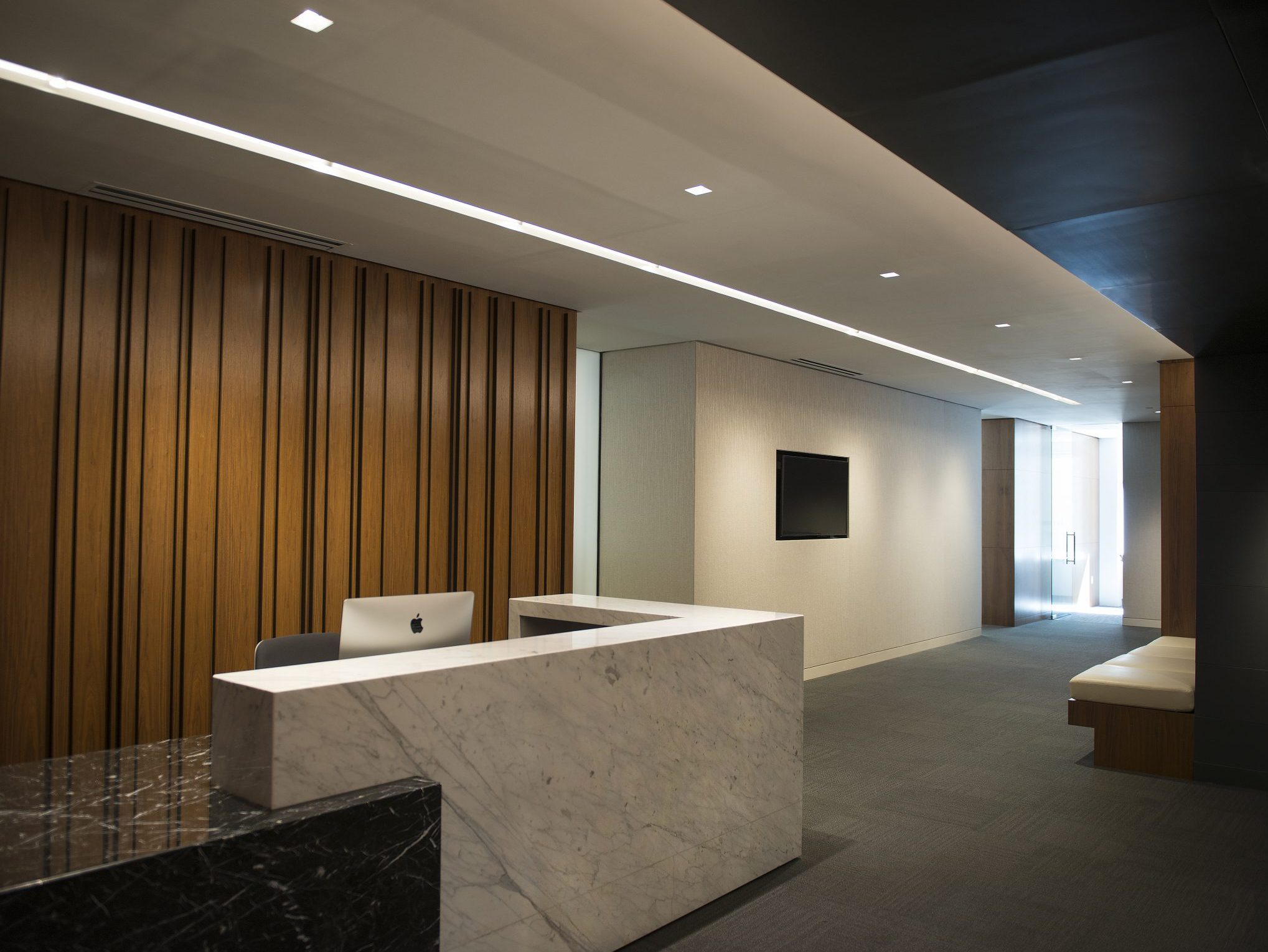 680 Fifth Avenue Corporate Interior